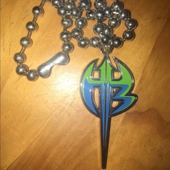 Wwe Accessories Jeff Hardy Necklace Poshmark